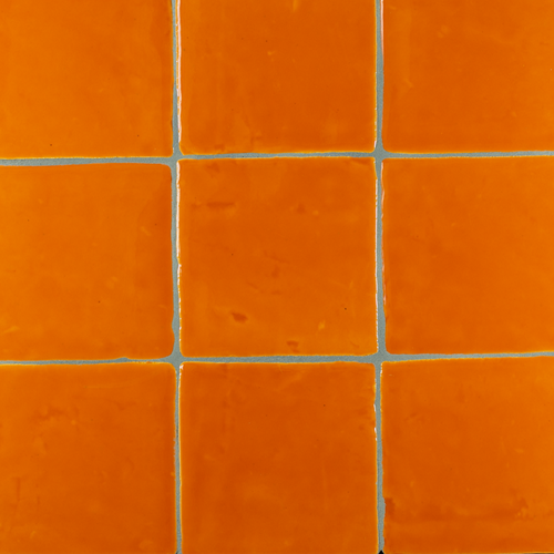 Azulejos Naranja T-10