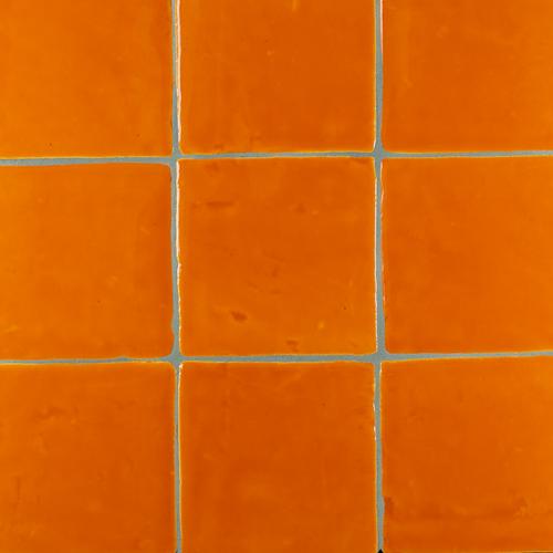 SAM Azulejos Naranja T-10