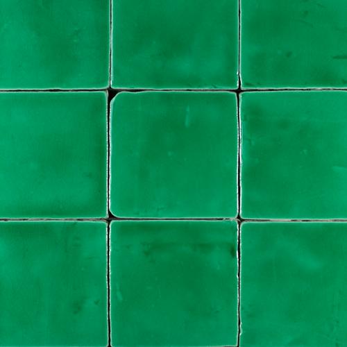 Azulejos Verde T-4