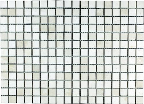 SAM Mosaic Border Plain Bottocino