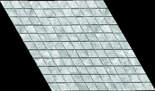 SAM Mosaic Diamond Silver Shadow Grey