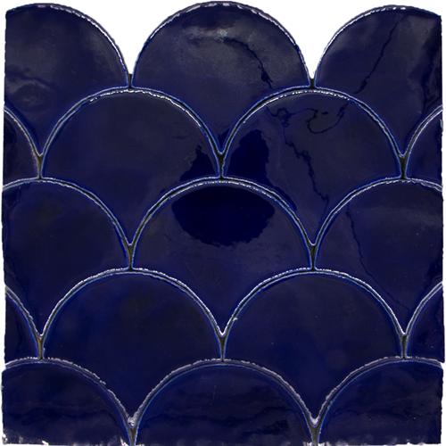 Escama Azul Cobalto