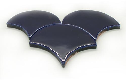 SAM Escama Azul Cobalto