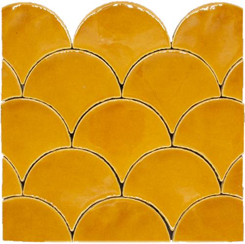 Escama Amarillo Miel