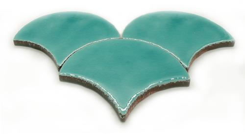 SAM Escama Verde Azulado