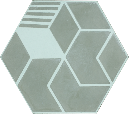 Hexagone Meta Mint