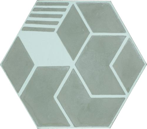 SAM Hexagone Meta Mint