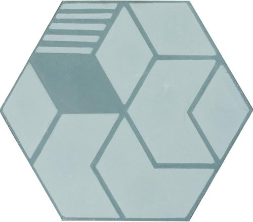Hexagone Meta Steel