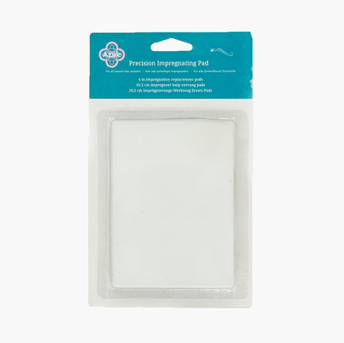 Impregnation Replacement pad