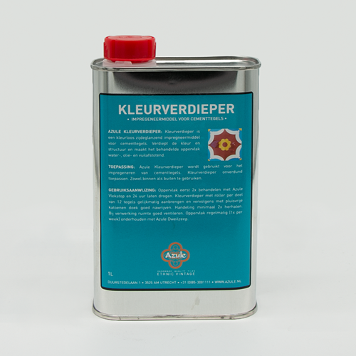 Azule kleurverdieper 0.5 liter