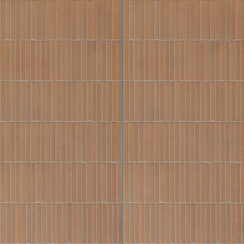 Lands Terracotta Stripes M 60x120cm