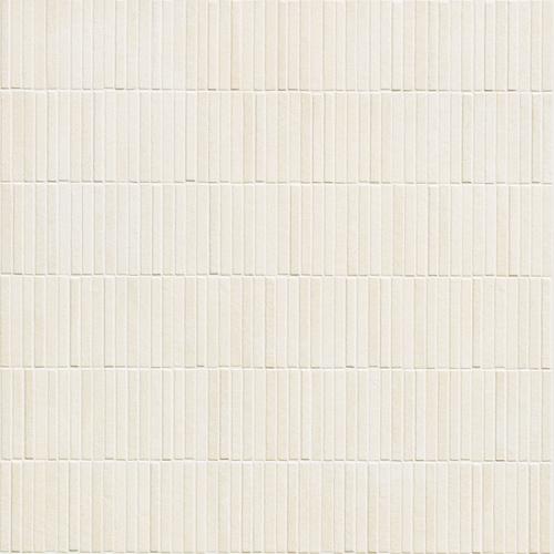 Lands White Mini Stripes 60x120cm