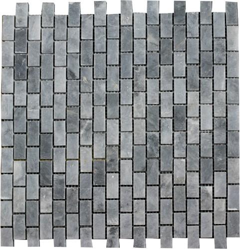 SAM Mosaic Brick Blue Stone