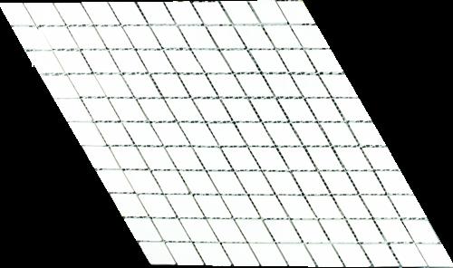 Mosaic Diamond Dolomit White