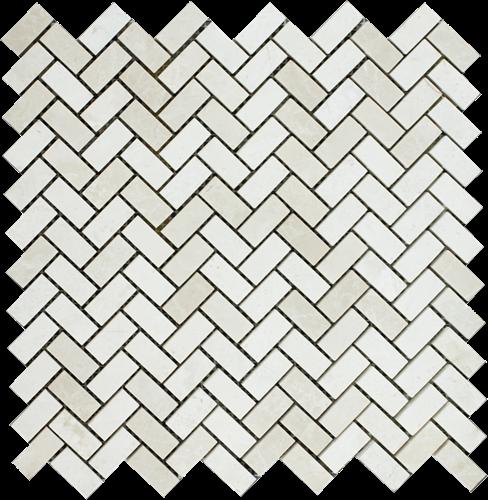 Mosaic Herringbone Bottocino