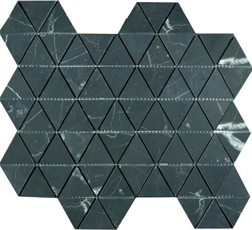 SAM Mosaic Triangle Toros Black