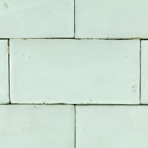 SAM Platta Blanc 7.5x15cm