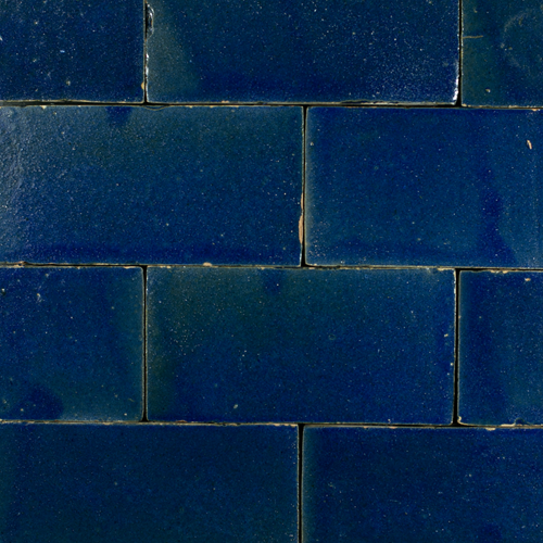 Platta Bleu Foncee 7.5x15cm