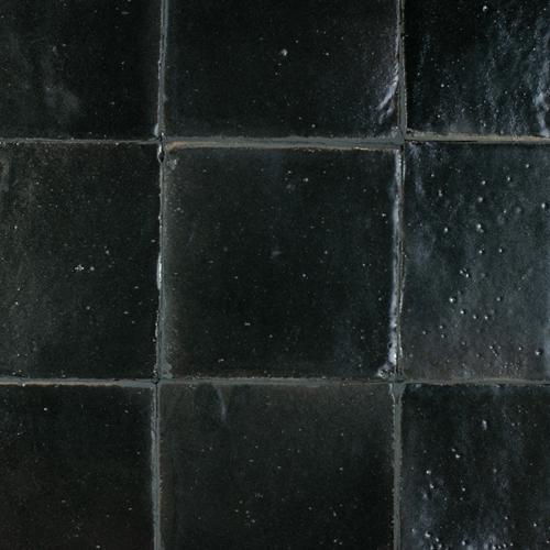 Platta Noir Mat 10x10cm