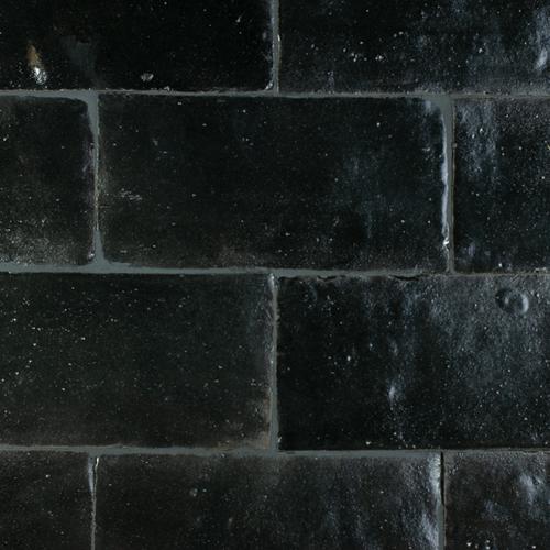 SAM Platta Noir Mat 7,5x15cm