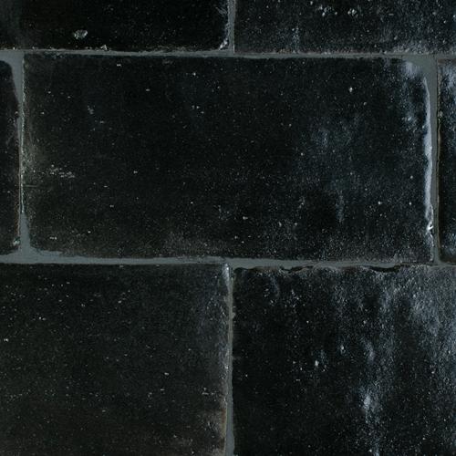 SAM Platta Noir 7.5x15cm