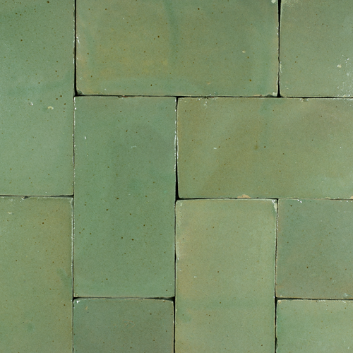 Platta Vert Gris Foncee 7.5x15cm