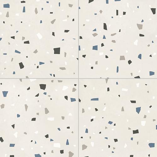 Shades White Shards 80x80cm