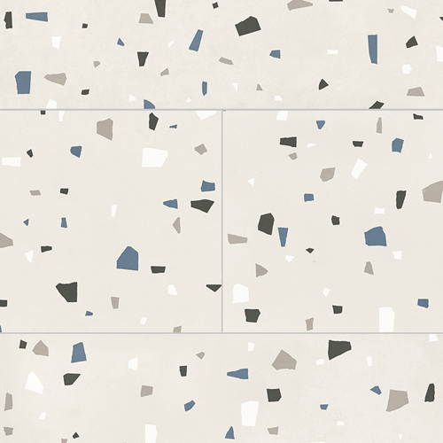 Shades White Shards 60x120cm
