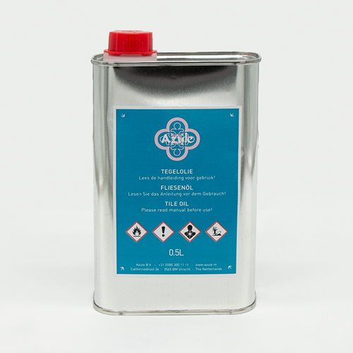 Azule Tegelolie 0,5 liter