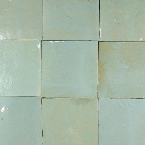 SAM Zellige Bleu Lumiere 10x10cm