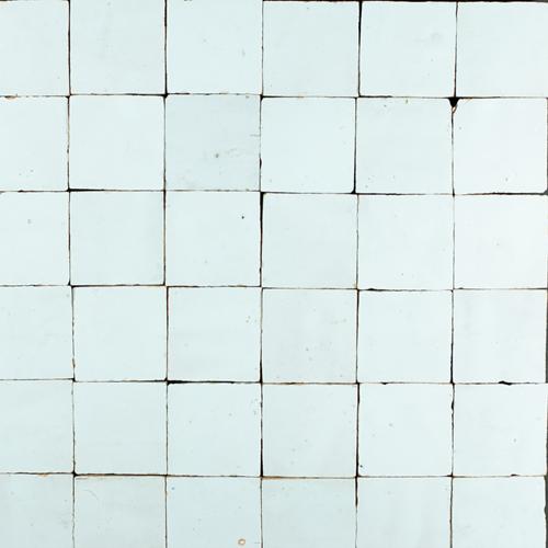 Zellige Bleu Solaire 5x5cm