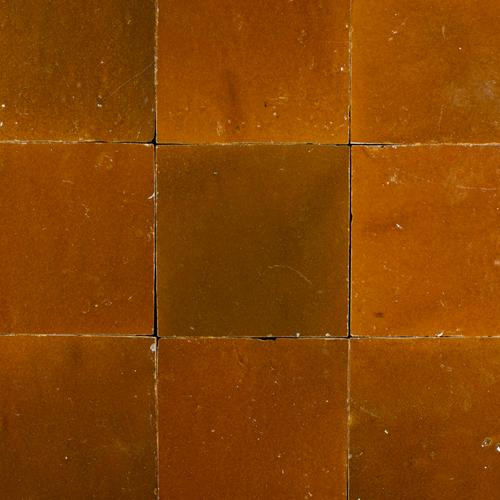 Zellige Caramel 10x10cm
