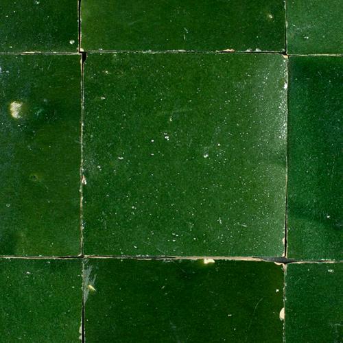 Platta Vert Mousse 13x13cm
